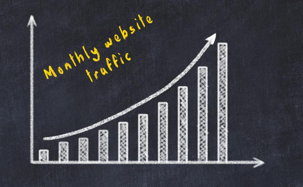 Düzenli, kaliteli, SEO odaklı içerik oluşturarak, soyal medyayı etkin kullanarak, Google Ads (Adwords), Instagram, Facebook ve Twitter gibi platformlarda, tıklama ve gösterim karşılığında ücretlendirilen reklamlar vererek organik trafiğinizi artırabilirsiniz.
